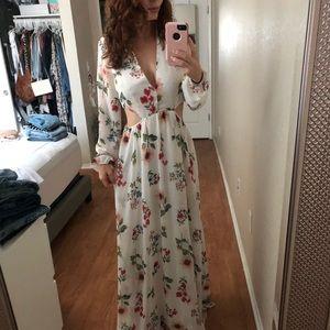 Forever 21 floral dress BRAND NEW